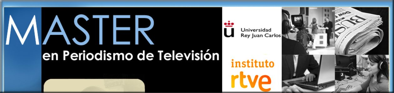 Máster en Periodismo de Televisión